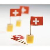Dekopicker Flagge Schweiz