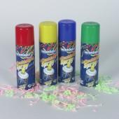 Luftschlangen Spray