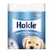 Toilettenpapier Hakle 3-lagig