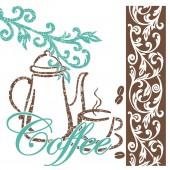 Mank Serviette COFFEE/TEA
