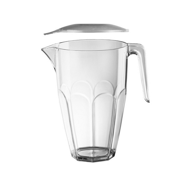 Pitcher Summer 2,25l mit Deckel SAN