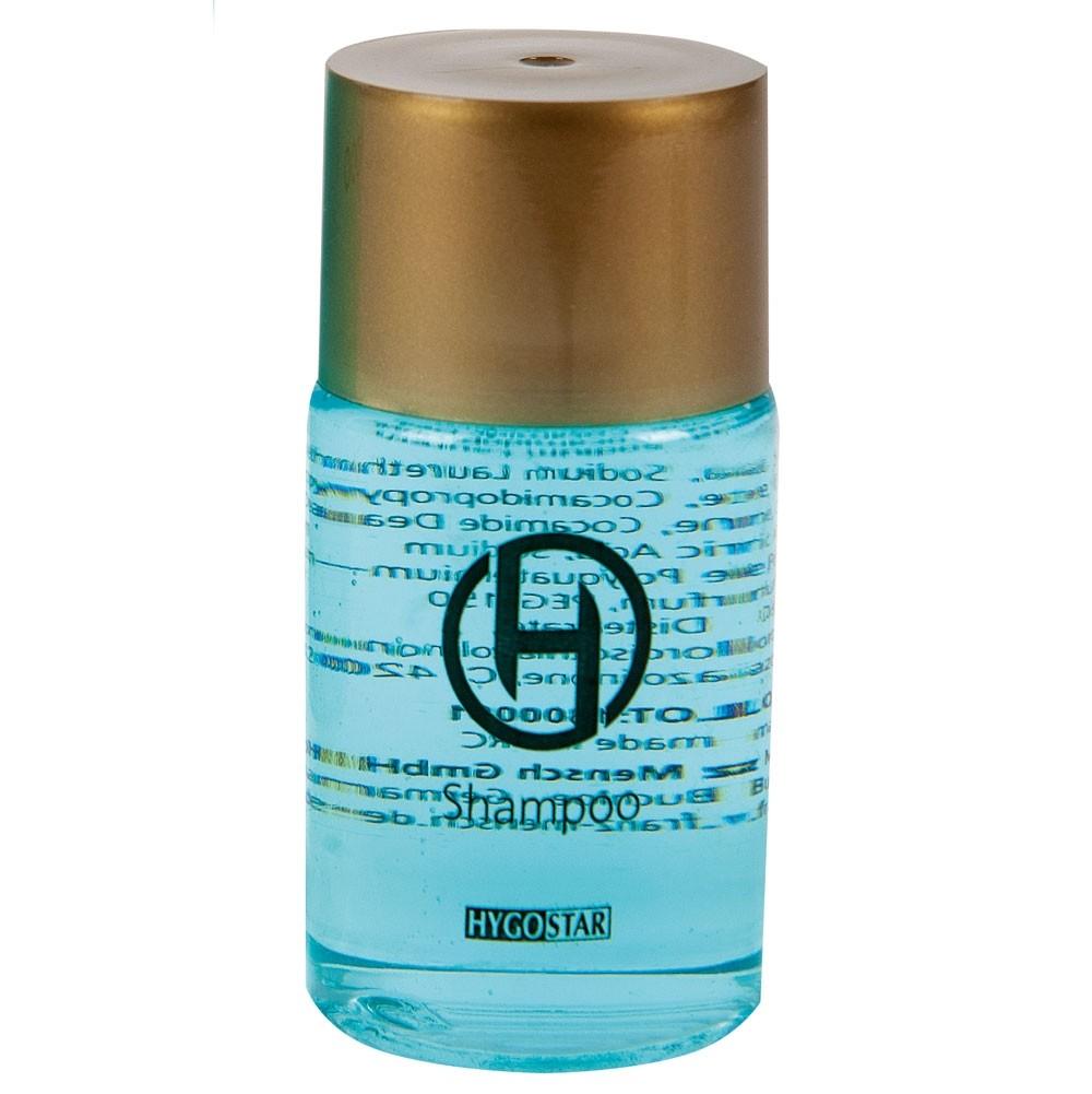 Shampoo in der Flasche