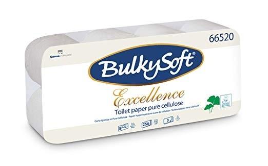 Toilettenpapier BulkySoft, 3-lagig