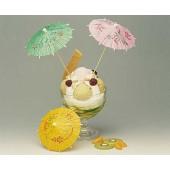Eisdeko-Schirmchen