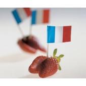 Dekopicker Flagge Frankreich