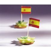 Dekopicker Flagge Spanien