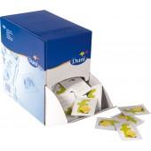 Spenderbox mit Erfrischungstücher Lemon