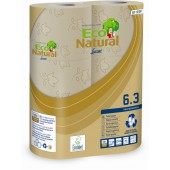 Toilettenpapier Eco Natural 3-lagig