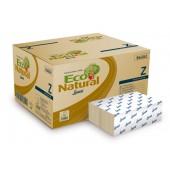 Handtuch Eco Natural 2-lagig 22.5x24cm