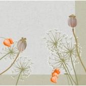 Duni Serviette Vintage Herbarium
