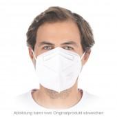 Atemschutzmaske FFP2 NR, ohne Ventil