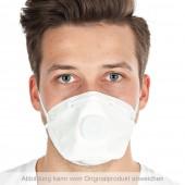 Atemschutzmaske FFP3 NR mit Ventil