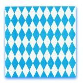 Serviette Bavaria