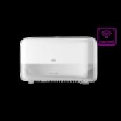 Tork Doppelrollenspender für hülsenloses Midi Toilettenpapier