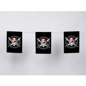 Flaggenkette Pirates