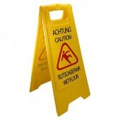 Warnständer für nasse Böden