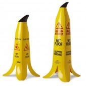 Warnständer Banana Cone 90cm D/E/I/F