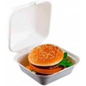 Hamburger Box 480ml Bio