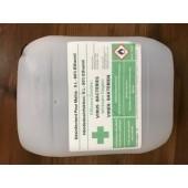 Handdesinfektion 5 Liter 80% Ethanol
