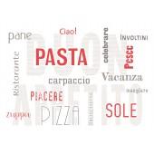 Tischset Pasta
