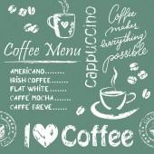 Mank Untersetzer COFFEE TIME