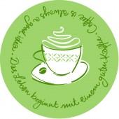 Mank Untersetzer TASTY COFFEE