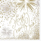 Mank Serviette HAPPY NEW YEAR